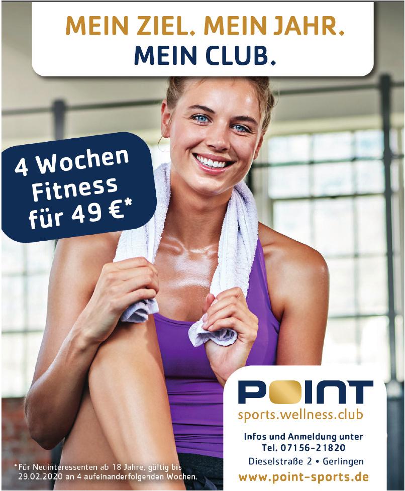 Point sport.wellness.club
