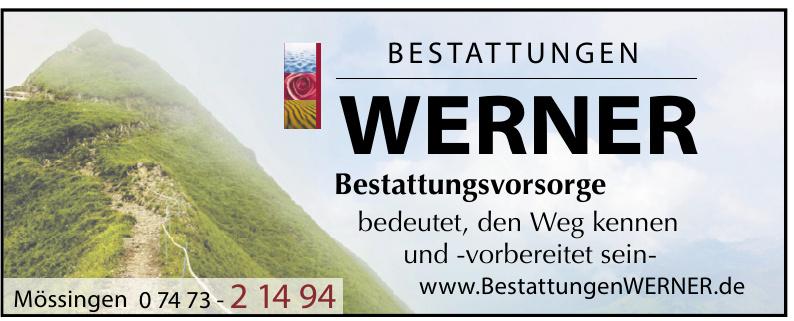 Besttatungen Werner