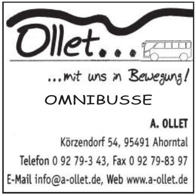 Omnibusse A. Ollet
