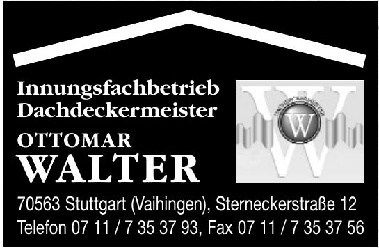 Ottomar Walter