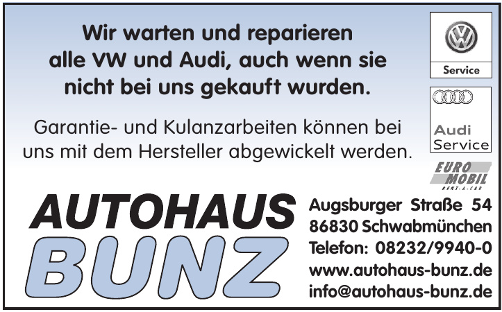 Autohaus Bunz
