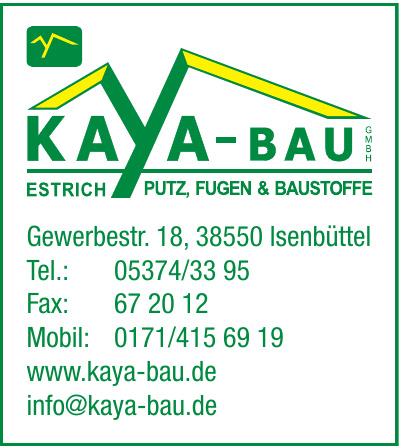 Kaya-Bau GmbH
