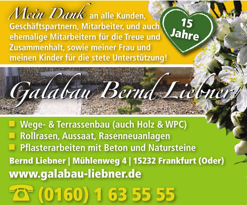 Galabau Bernd Liebner