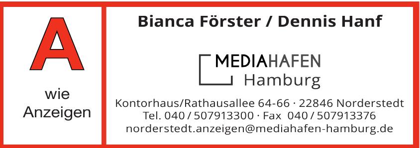 Bianca Förster / Dennis Hanf