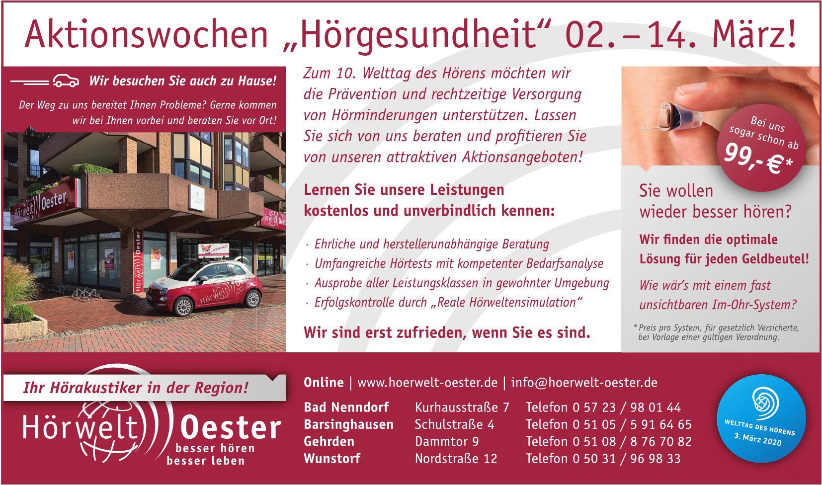 Hörwelt Oester