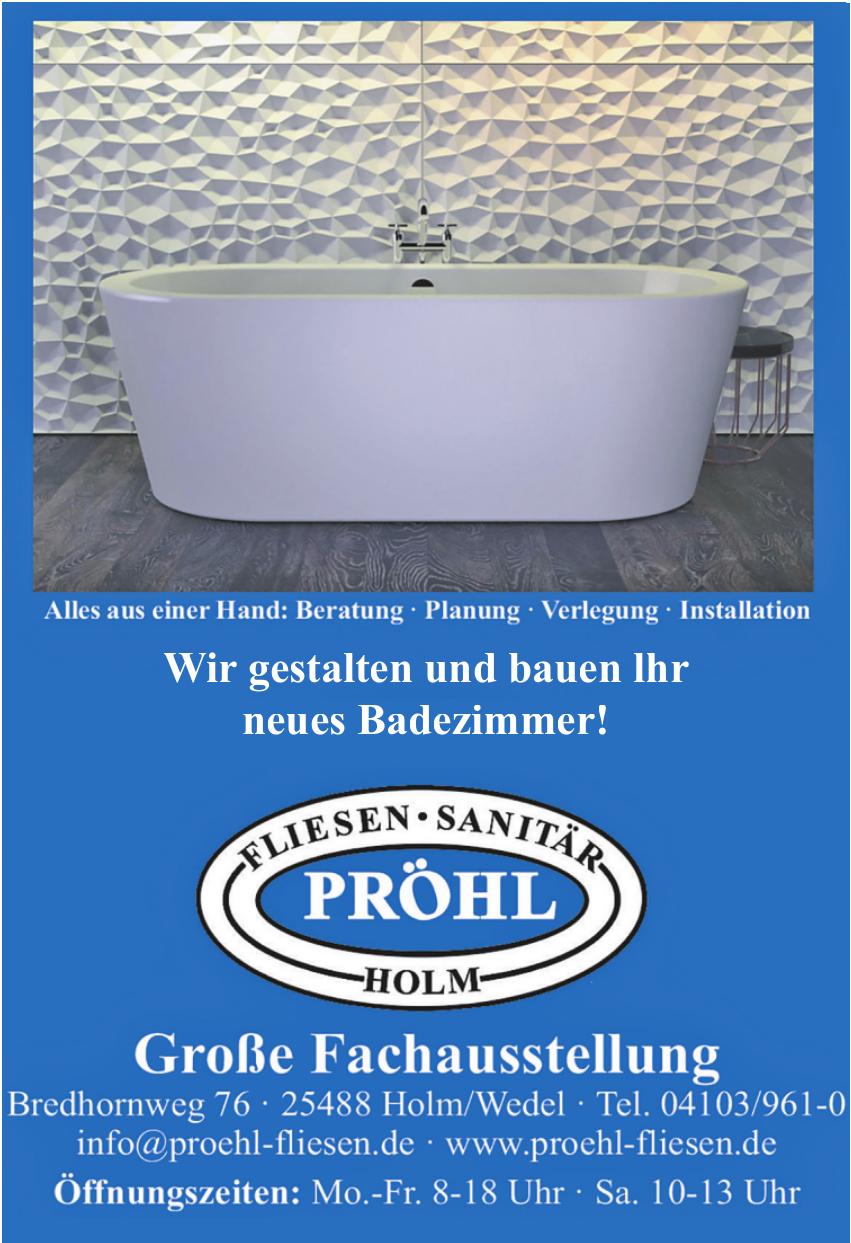 Peter Pröhl Fliesenhandel GmbH