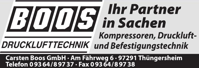Carsten Boos GmbH