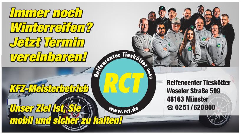 RCT Reifencenter Tieskötter