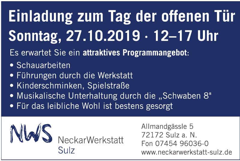 NeckarWerkstatt Sulz