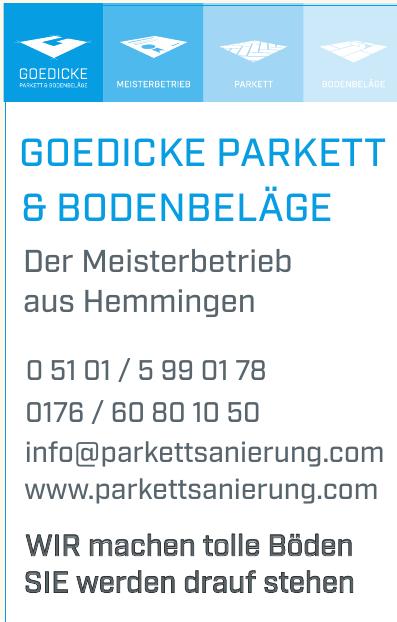 Goedicke Parkett & Bodenbeläge