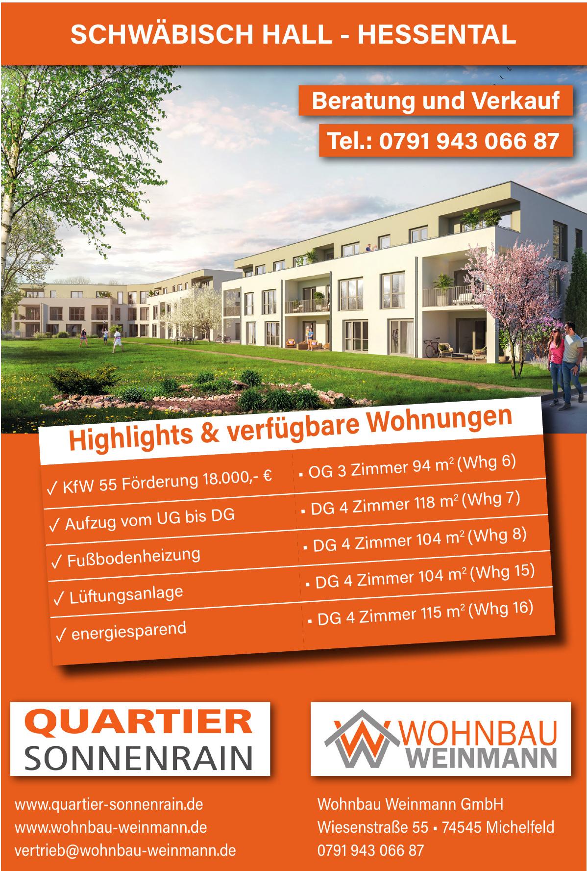 Wohnbau Weinmann GmbH