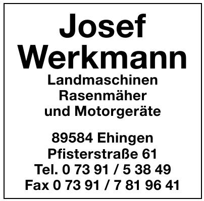 Kundendienst Josef Werkmann