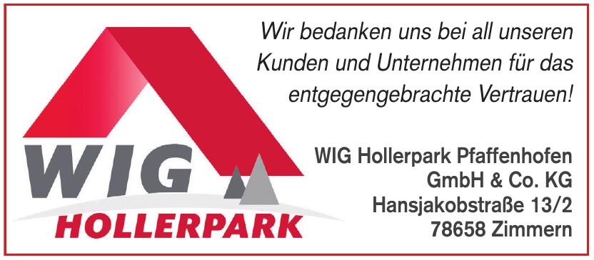 WIG Hollerpark Pfaffenhofen GmbH & Co. KG
