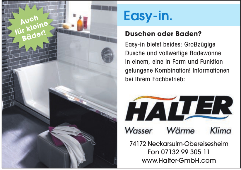 Halter GmbH