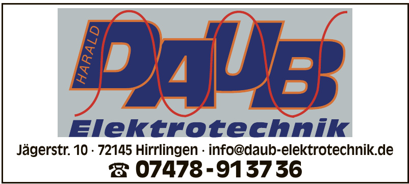 Harald Daub Elektrotechnik