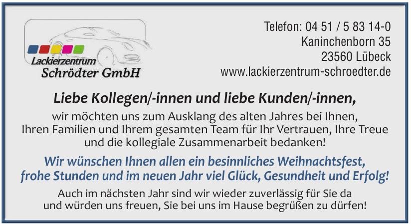 Lackierzentrum Schrödter GmbH