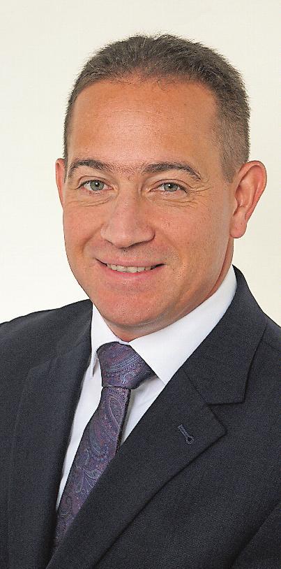 Leitet die SGD Süd: Präsident Prof. Dr. Hannes Kopf.FOTO: SGD SÜD