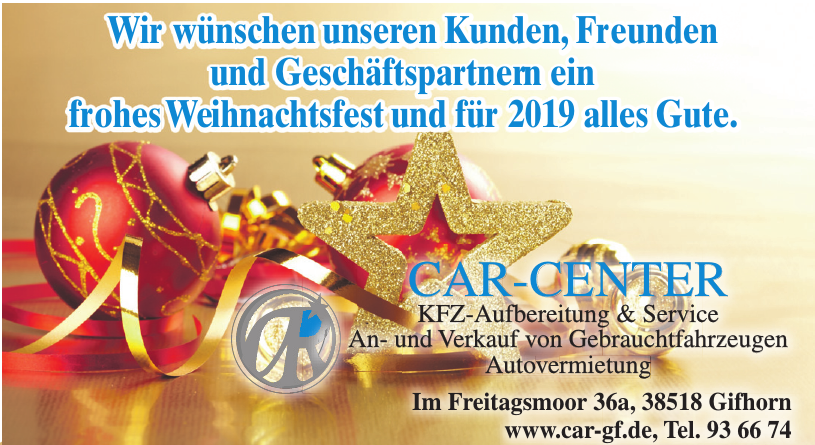 Car-Center Gifhorn