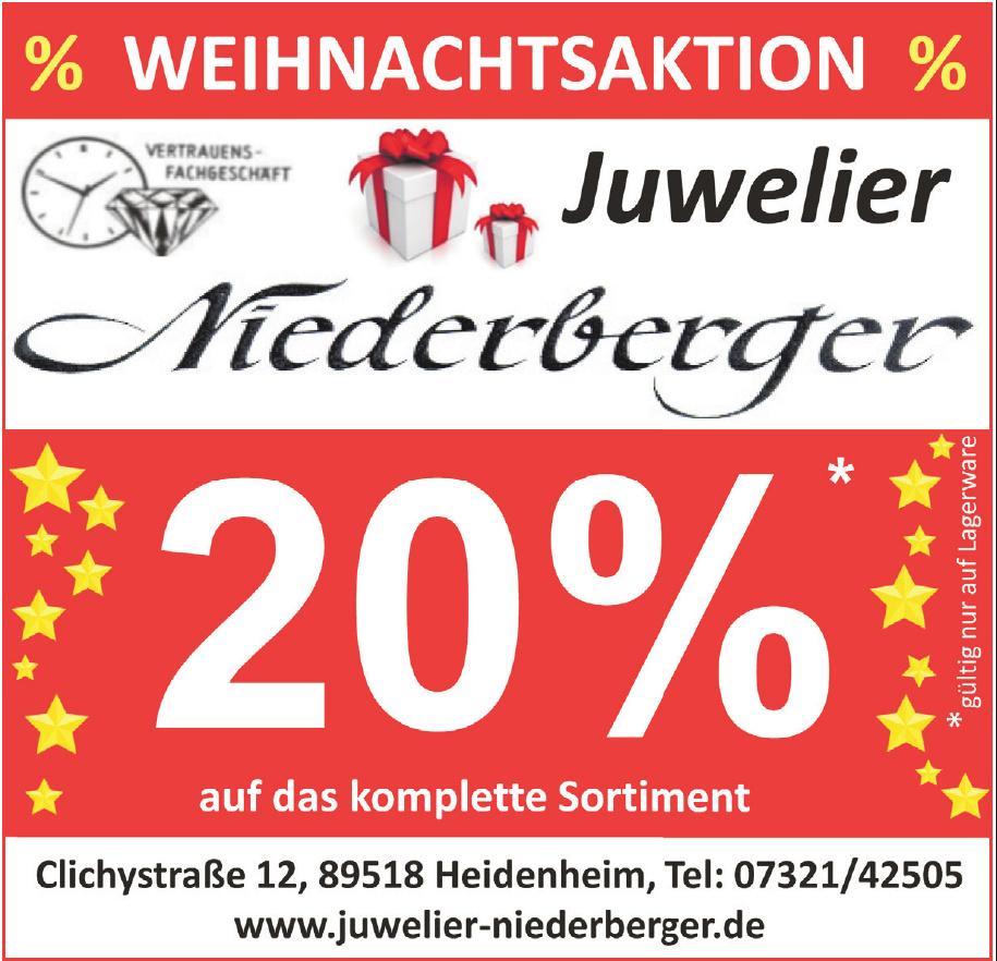 Juwelier Niederberger
