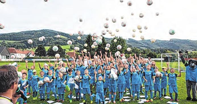 Ein ausgeprägtes Vereinsleben in den Ortsteilen Foto: Gemeinde St. Ulrich