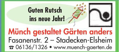 Pflanzenverkauf Münch GmbH