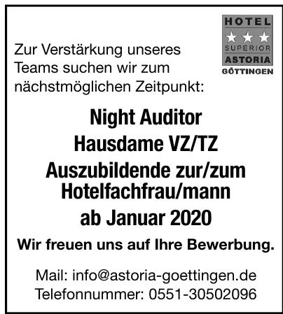 Hotel Superior Astroria Göttingen