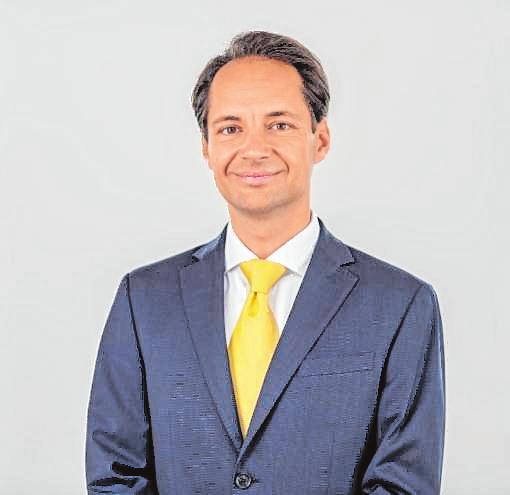 Szilárd Varga ist seit 2018 Inhaber der Grünewald GmbH.