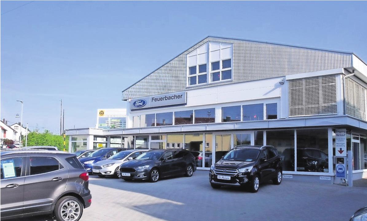 Schon seit mehr als 70 Jahren werden im Autohaus Feuerbacher in Bernhausen Fahrzeuge aller Marken repariert. Foto: z