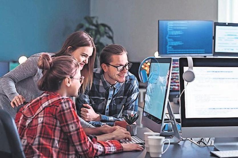 Die Nachfrage nach IT-Fachkräfte ist in den letzten Jahren stetig gestiegen. Foto: Pixel-Shot
