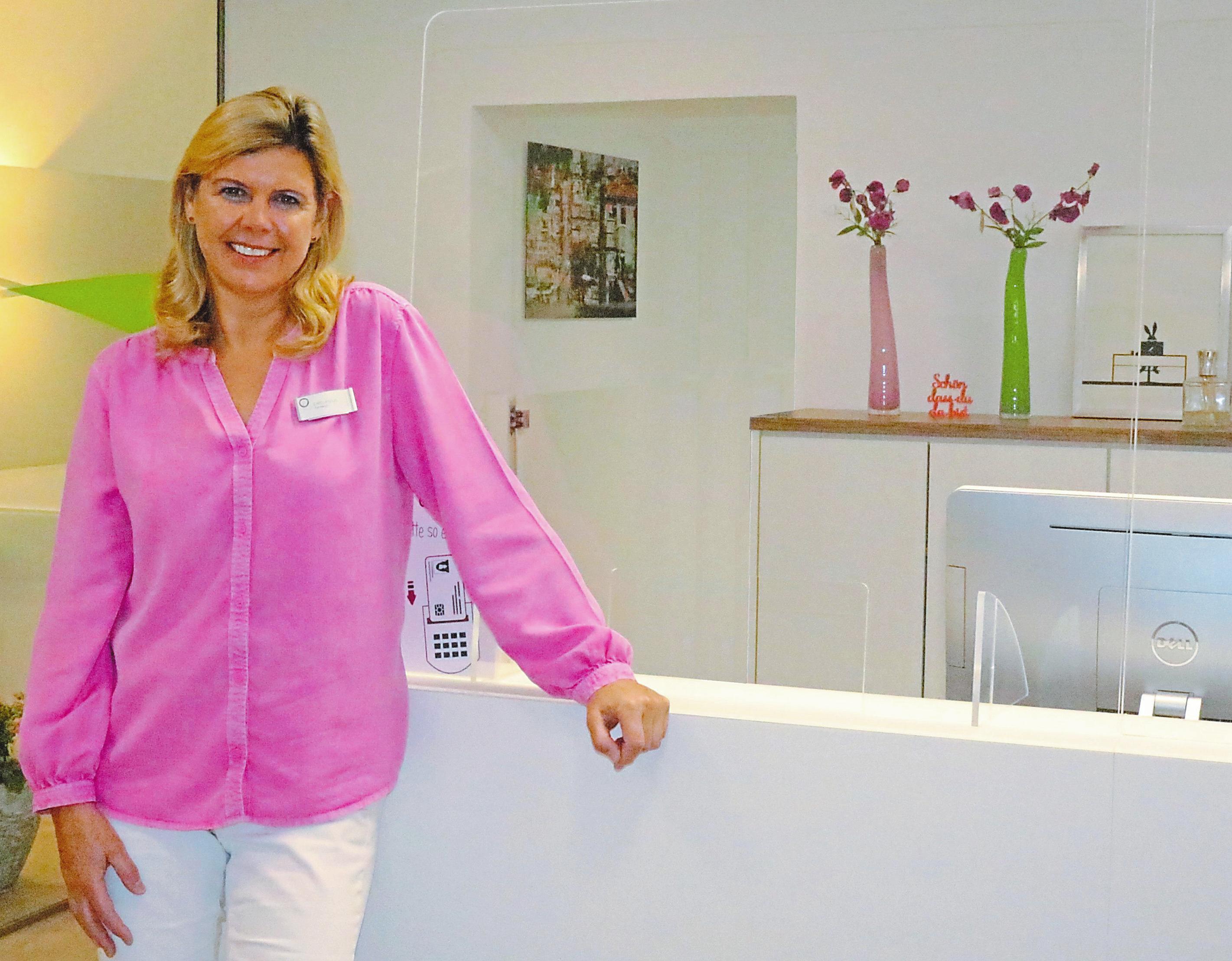Zahnärztin und Zahntechnikerin Edith Preuß praktiziert seit 25 Jahren in Kinderhaus. Foto: acf