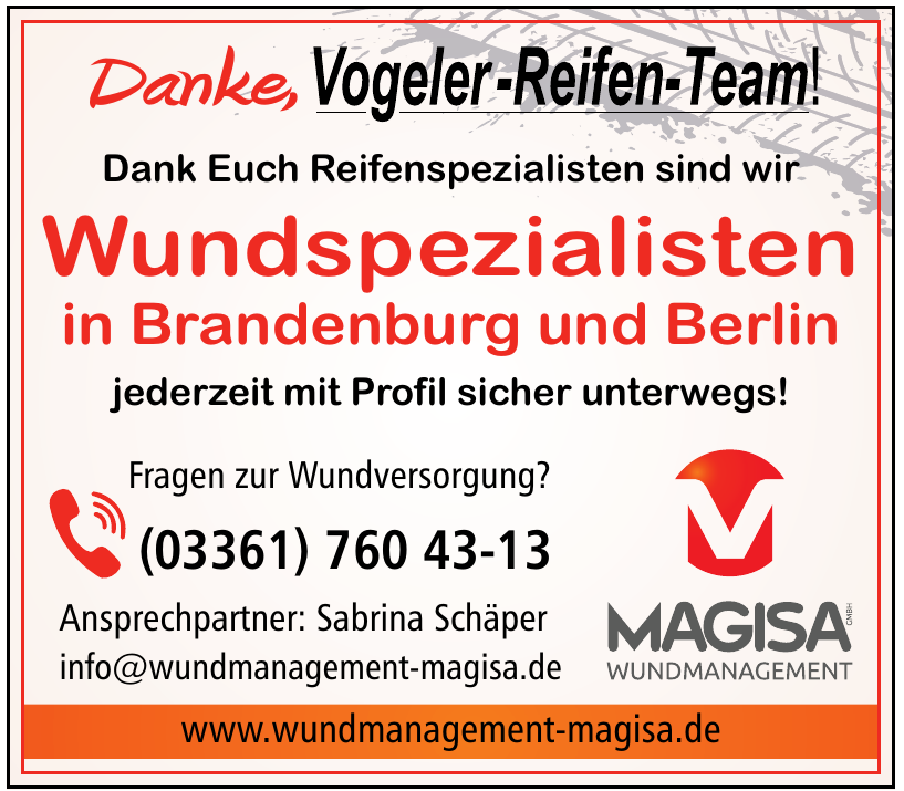 Magisa Wundmanagement GmgH