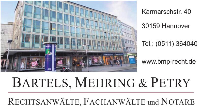 Bartels, Mehring & Petry Rechtsanwälte, Fachanwälte und Notare