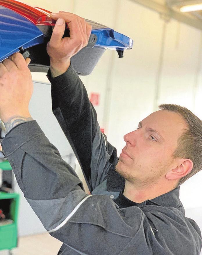 Werkstatt nicht nur für KIA-Fahrzeuge. Foto: pr
