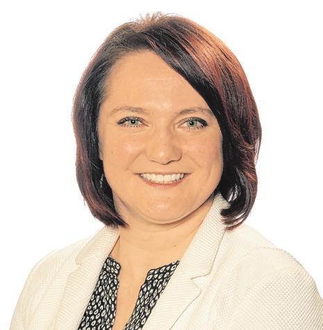 Fichtenaus Bürgermeisterin Anja Schmidt-Wagemann. Foto: privat