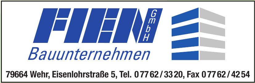 Fien GmbH Bauunternehmen