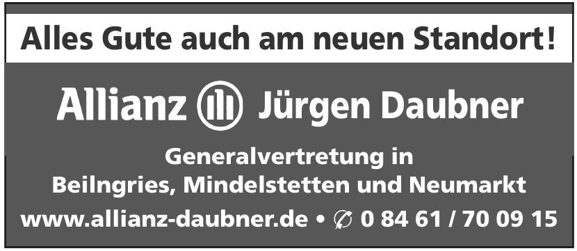Allianz - Jürgen Daubner