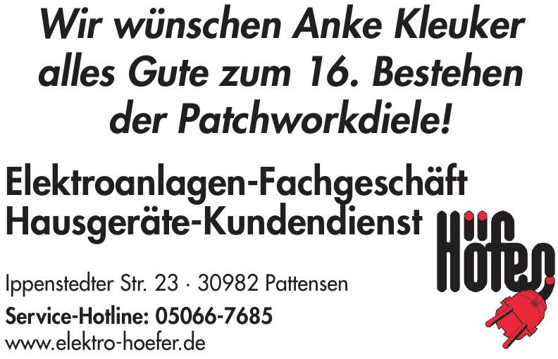 Höfer GmbH & Co. KG