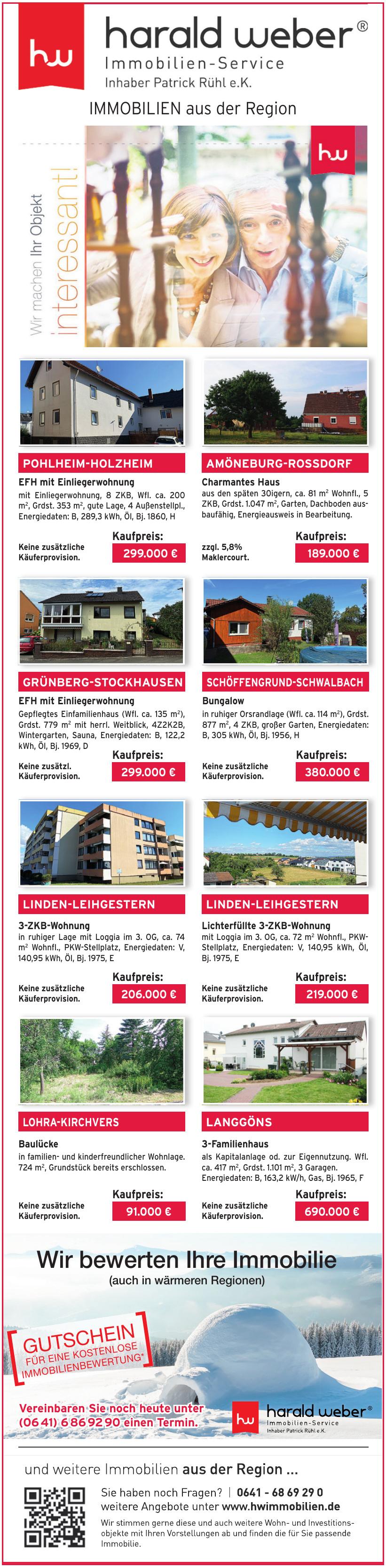 Harald Weber Immobilien