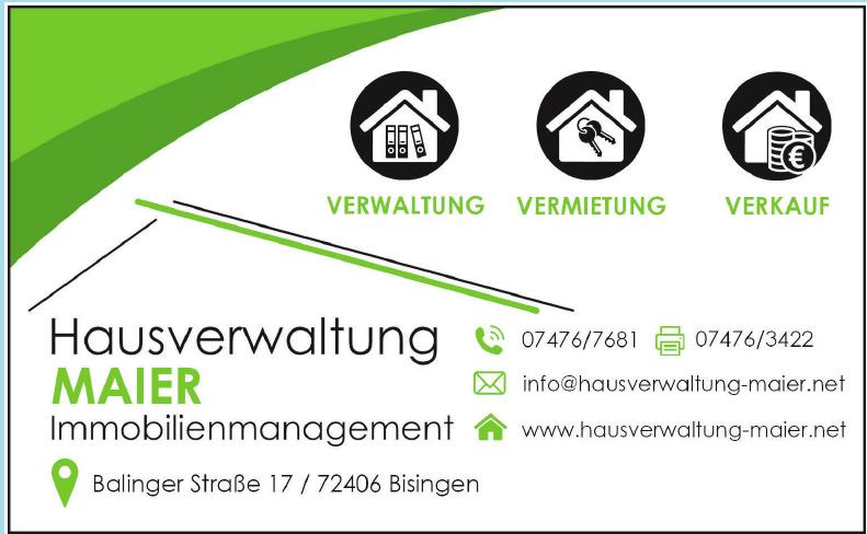Hausverwaltung Maier Immobilienmanagement