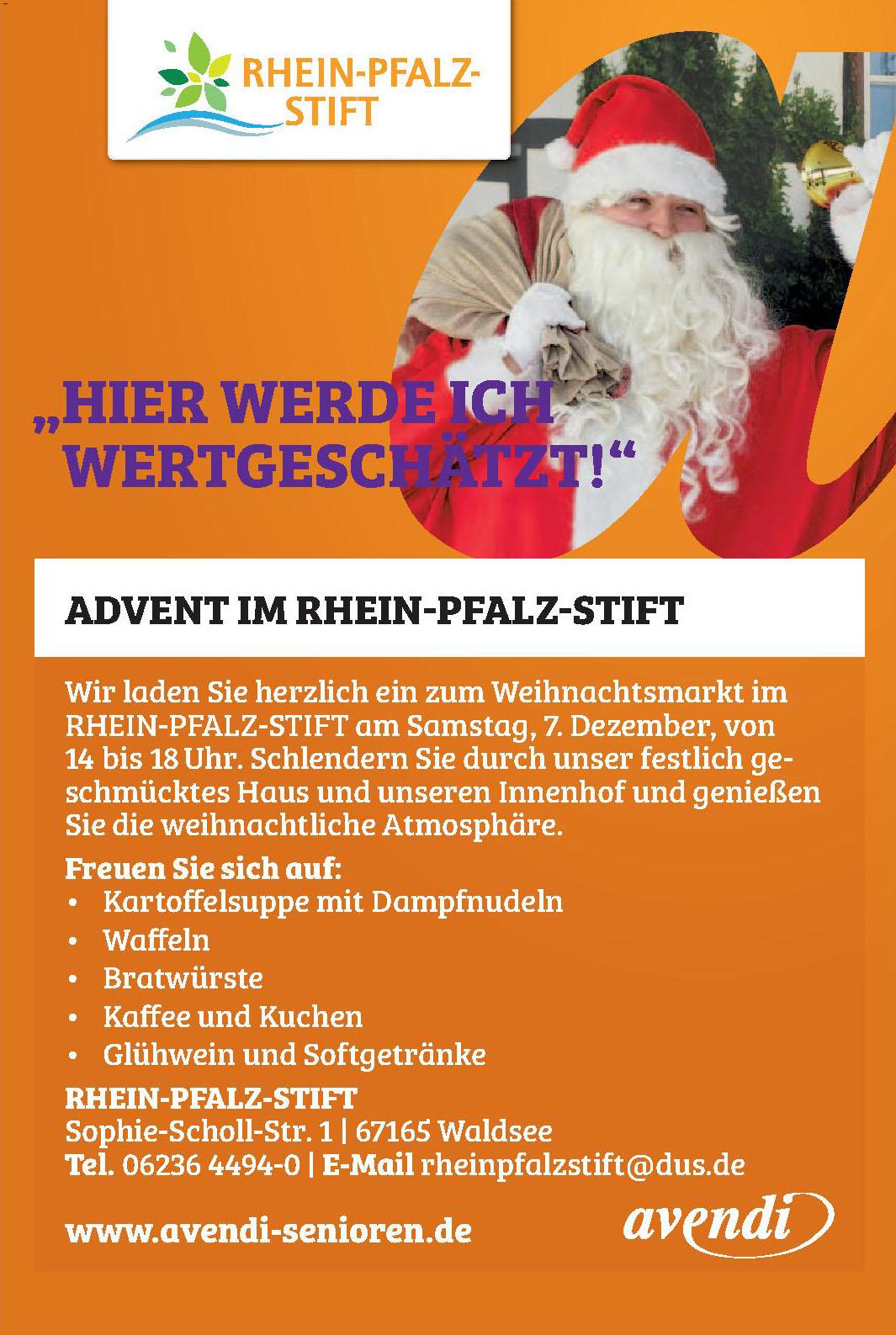 avendi Rhein-Pfalz-Stift