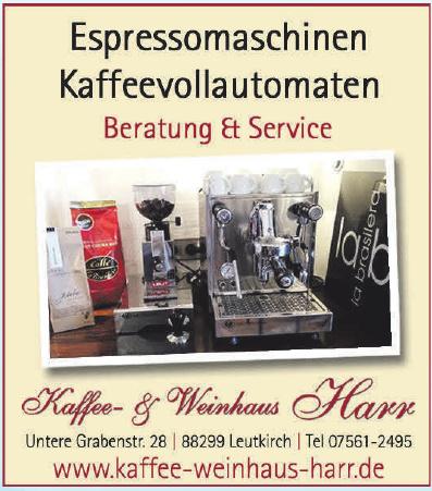 Kaffee- & Weinhaus Harr e.K.