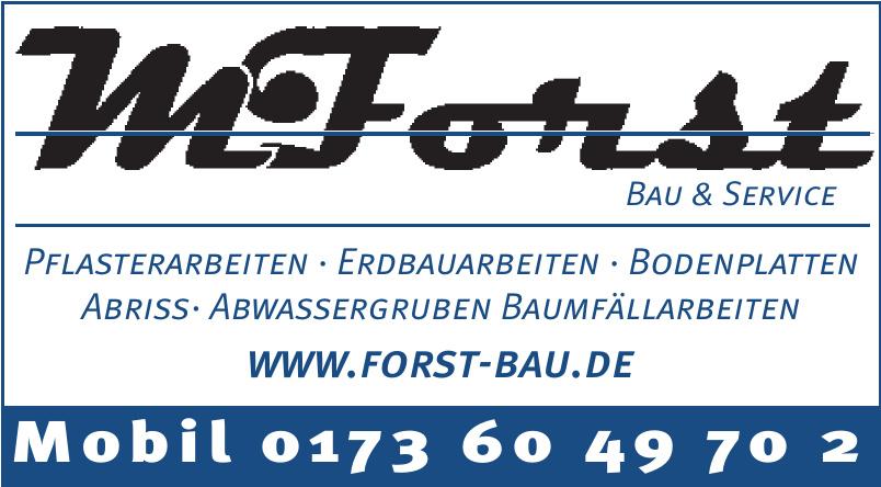 M Forst Bau & Service