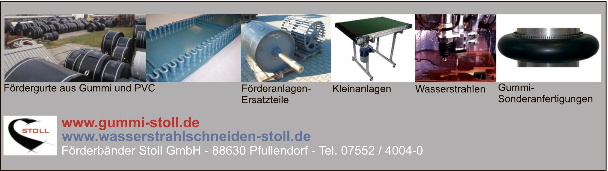 Förderbänder Stoll GmbH