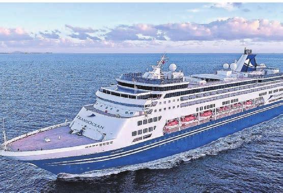 Ida Pfeiffer heißt der Neuzugang der TransOcean-Flotte.