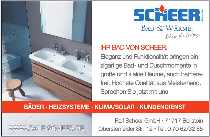 Ralf Scheer GmbH