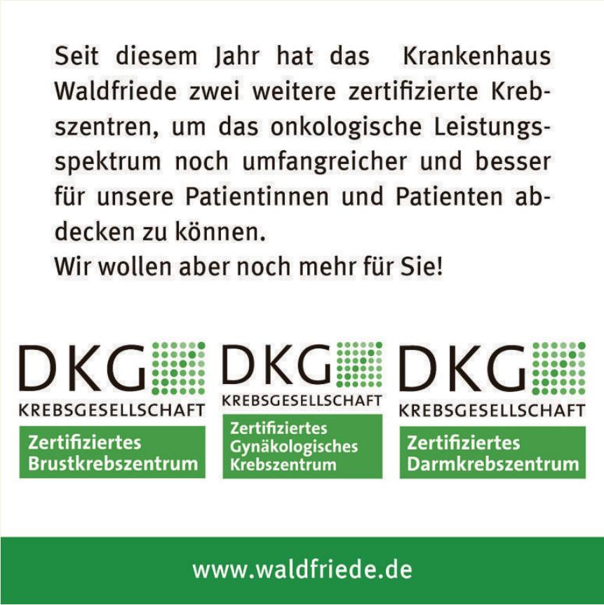 DKG Krewbsgesellschaft