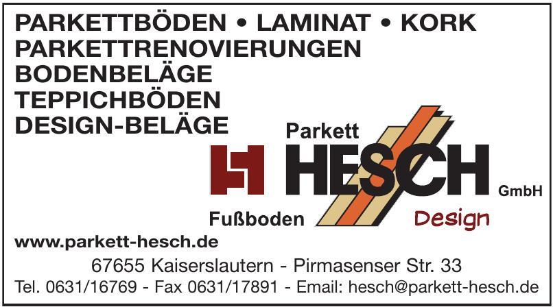 Parkett Hesch GmbH