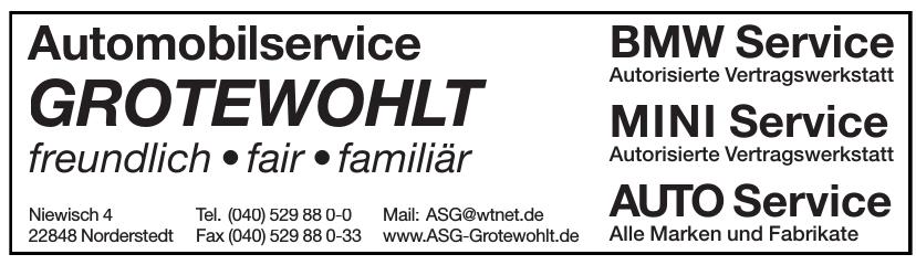 Automobilservice Grotewohlt