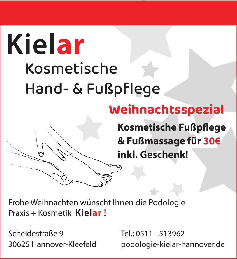 Kielar Kosmetische Hand- & Fußpflege
