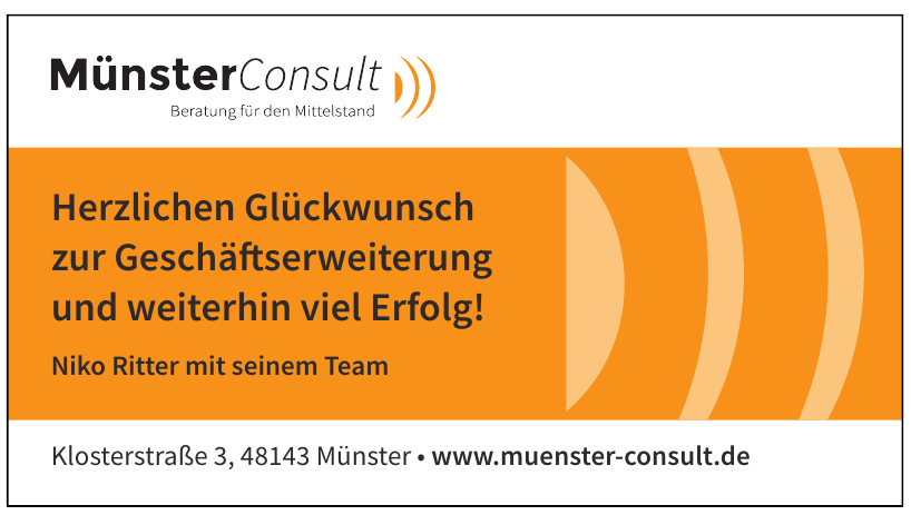Münster Consult